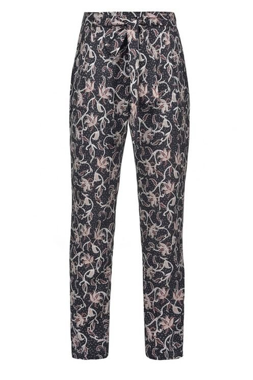 Piccolo Ramage Georgette Trousers Gray