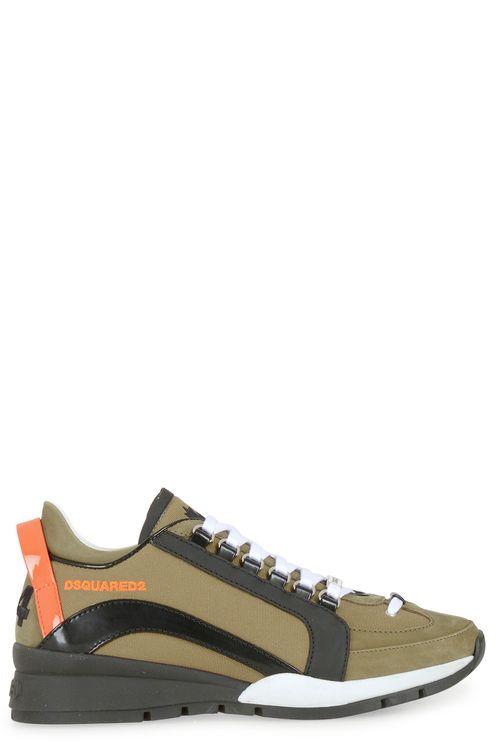 D2 Militare & Black sneaker