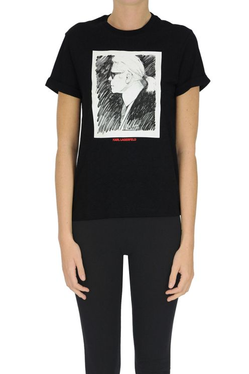 Karl Legend Profile T-shirt