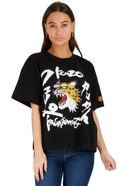 T-shirt Signature Tiger