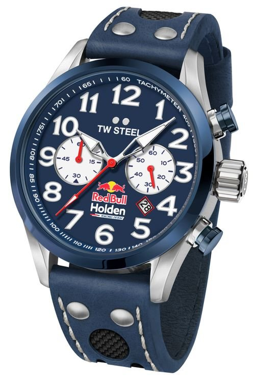 TW980 Red Bull Holden horloge 48mm