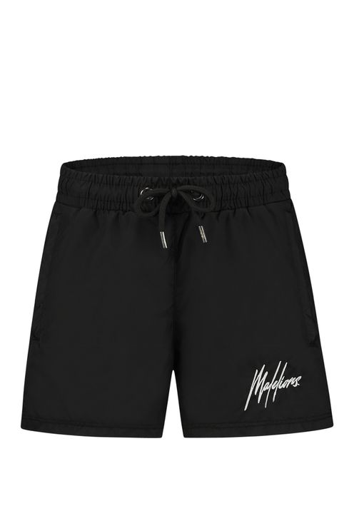 Junior Swimshort - Black/Glow