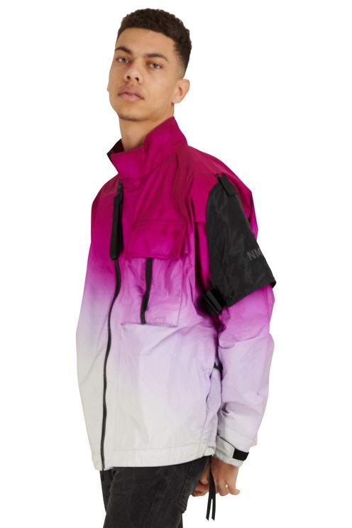 Zephyr 3L Jacket Purple