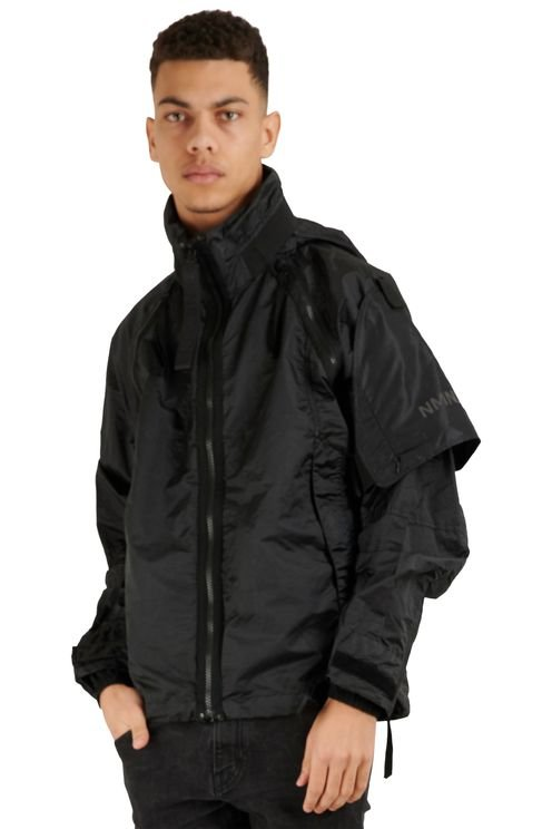 Guard Jacket Black