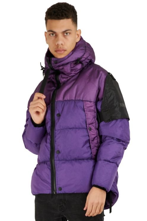 Darko Down Jacket Violet Indigo