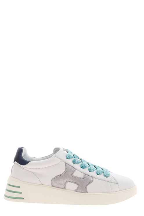 Sneakers rebel h564 bianche