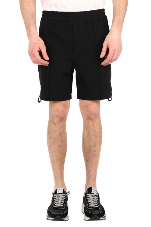 Logo shorts black