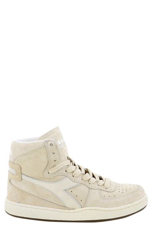 Sneakers Mi Basket Used . Beige