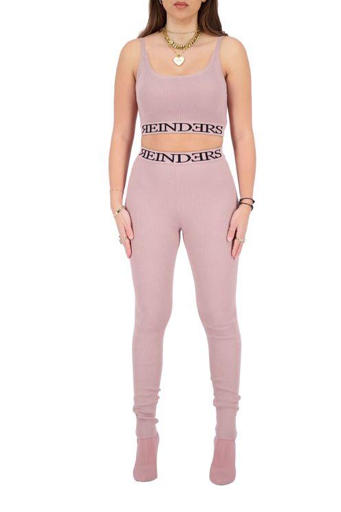 Twin Set Pants Intarsia