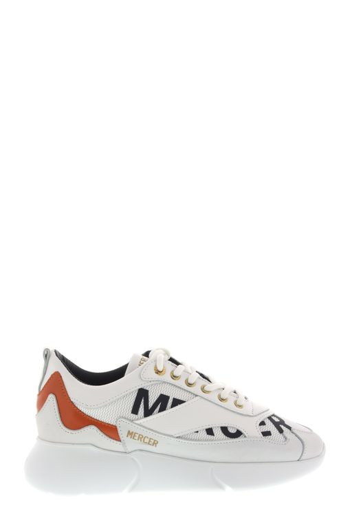 Sneakers Wrd White/orange Wit