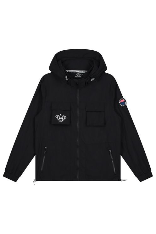 Space Jacket Black