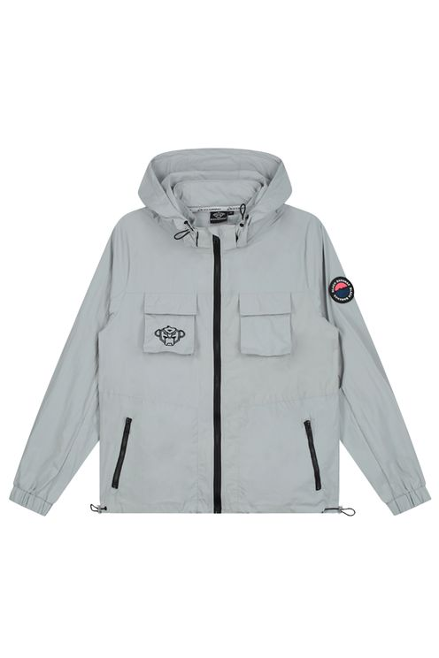 Space Jacket Grey