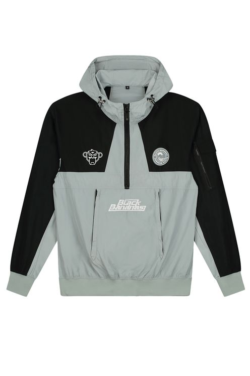 Washington Windbreaker Grey