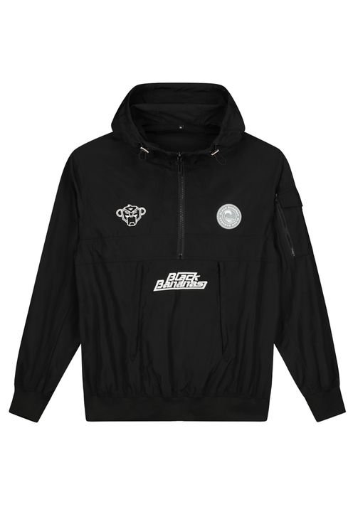 Washington Windbreaker Black