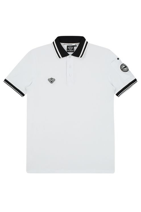 Rank Polo White