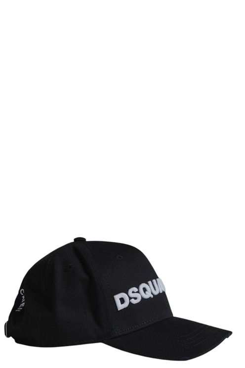 Embroidered Cargo Cap