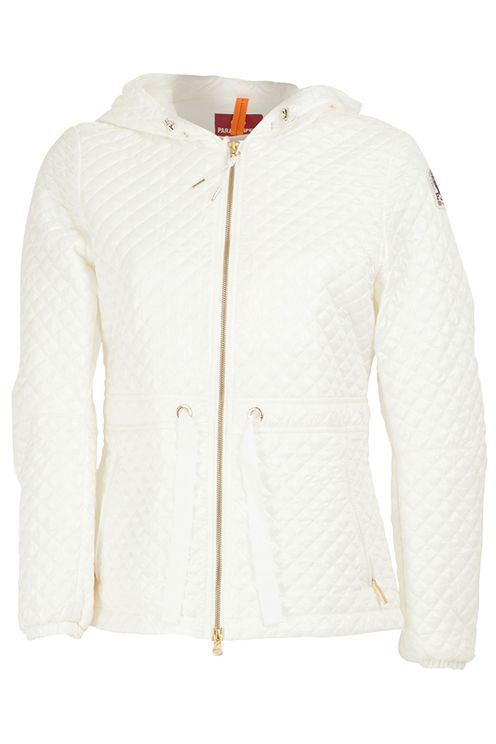 Lilly-Woman Jacket-Off White