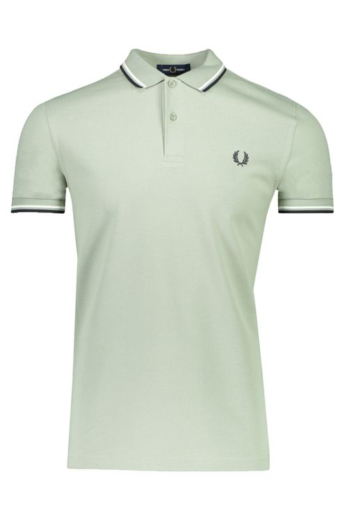 Fred Perry Polo Groen