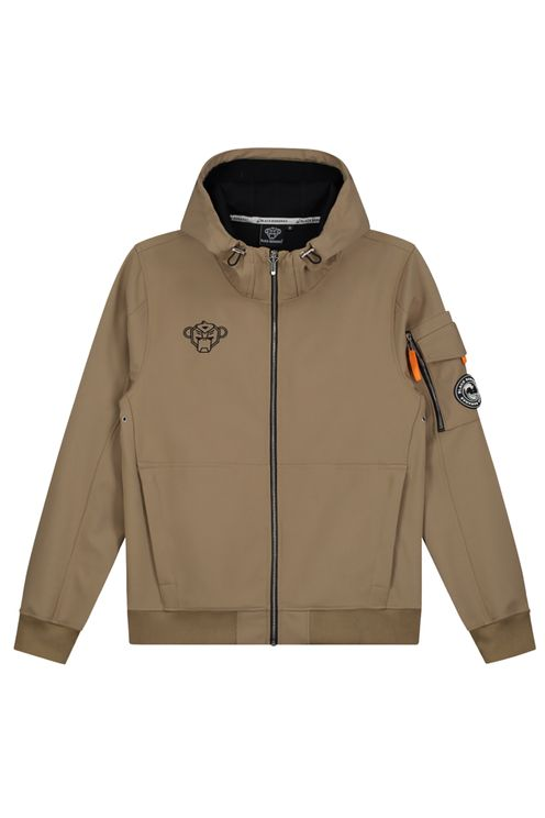 Seatle Softshell Jacket Sand