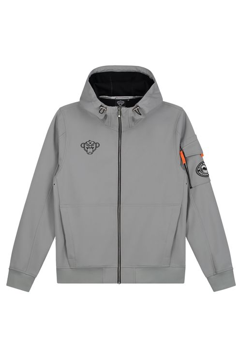 Seatle Softshell Jacket Grey
