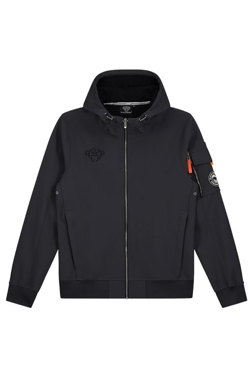 Seatle Softshell Jacket Charcoal