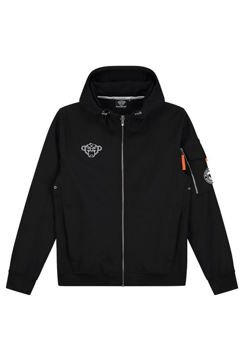 Seatle Softshell Jacket Black