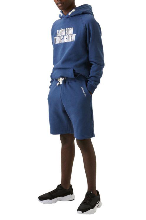 BORG SPORT SWEAT SHORTS Boys Blauw