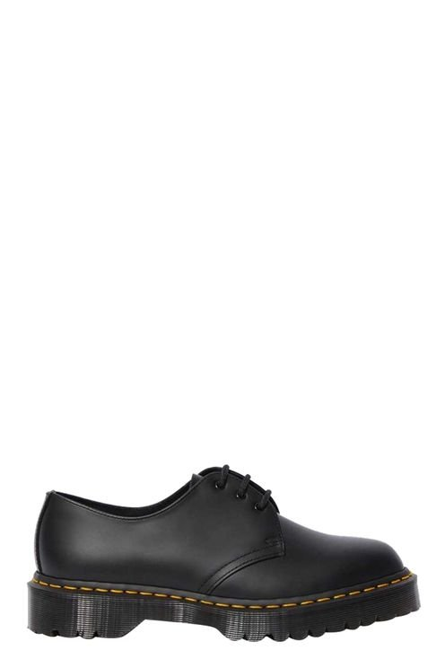DR MARTENS Flat shoes Black Black