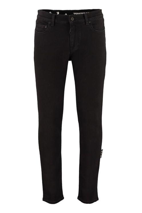 Diag Pocket Skinny Jeans