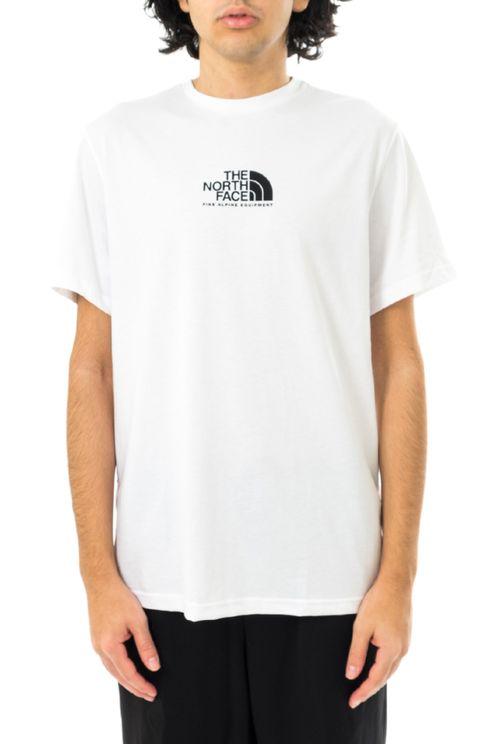 T-shirt Uomo The North Face M Ss Fine Alp Tee 3 Tnf Nf0a4szula91