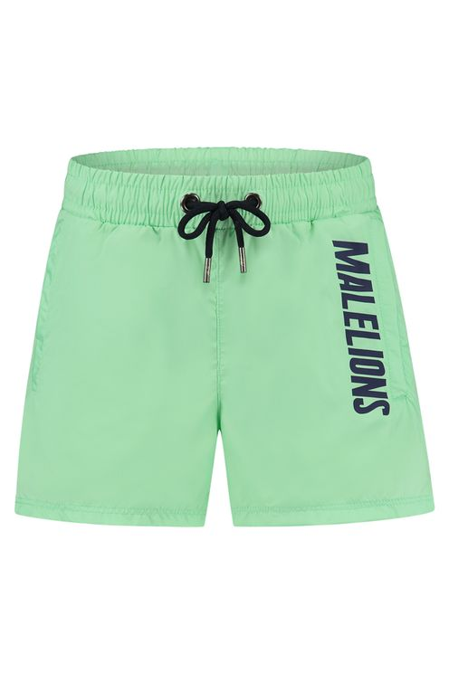 Junior Swimshort Nium - Mint/Navy