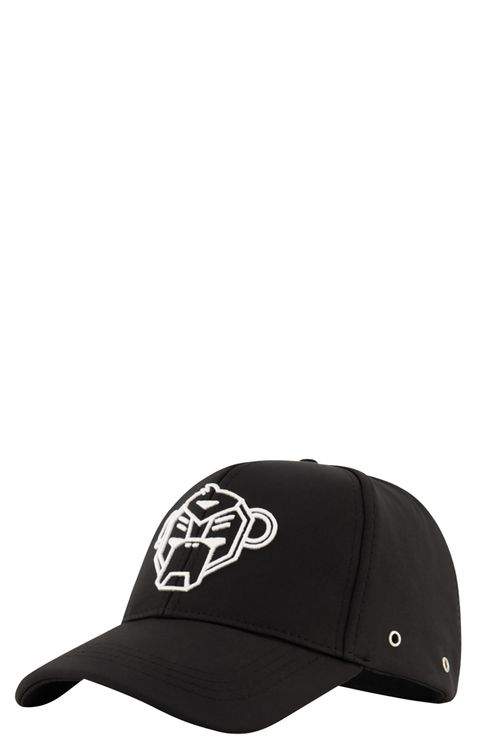 Seattle Softshell Cap Black