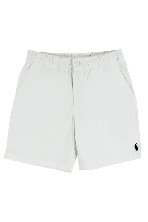 Short Teen White In Cotone Stretch