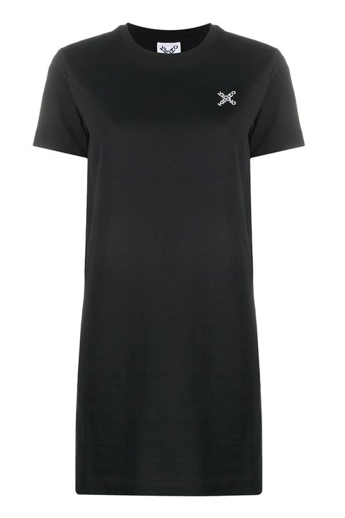 Little X Logo T-shirt Dress