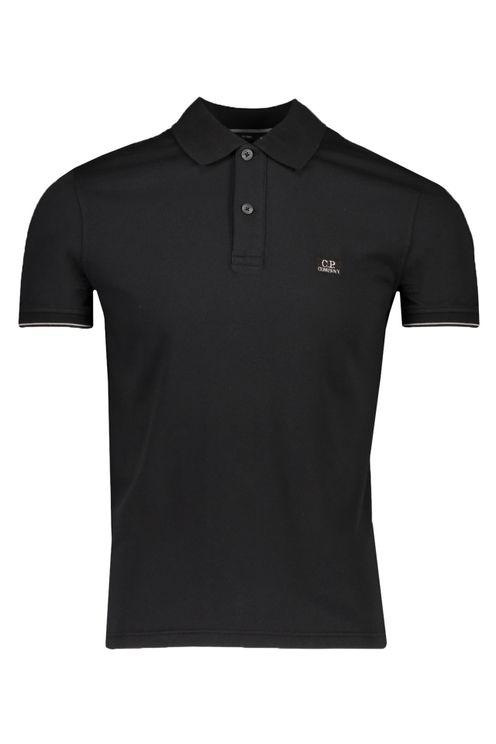 C.P. Company Polo Zwart