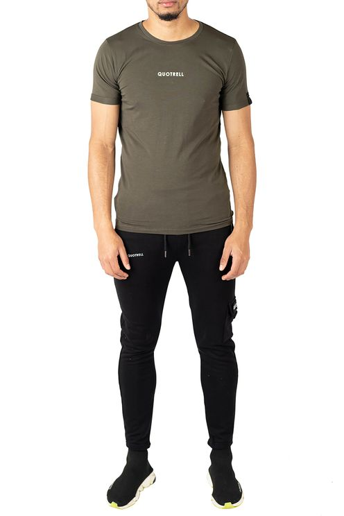 Wing T-shirt Army Green