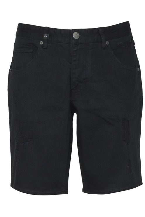 Bermuda Denim Black