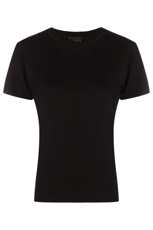 Moncler T-shirts and Polos Black