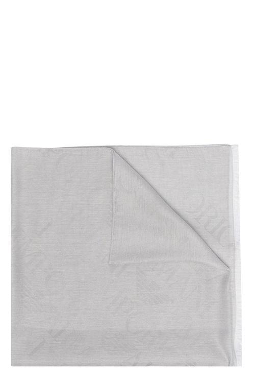 Emporio Armani Scarfs Grey