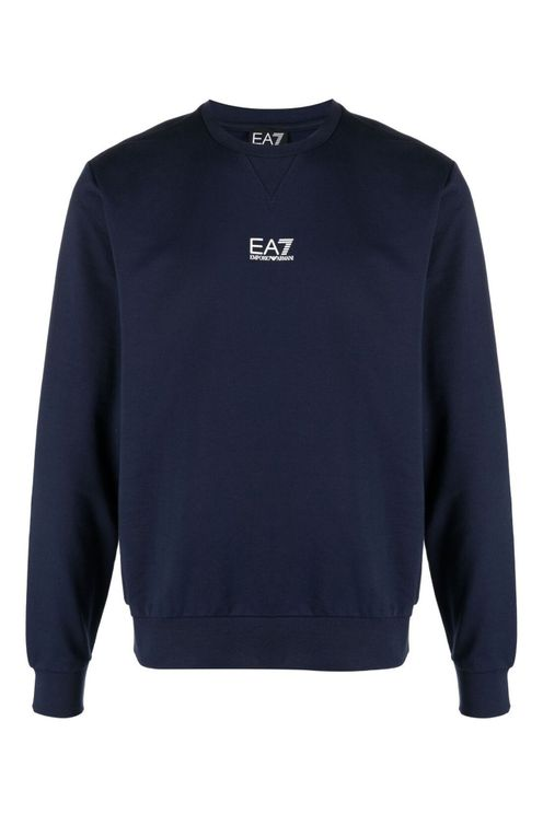 EA7 Sweaters Blue