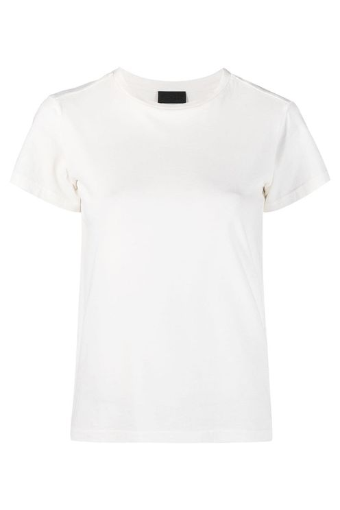 Moncler T-shirts and Polos Cream