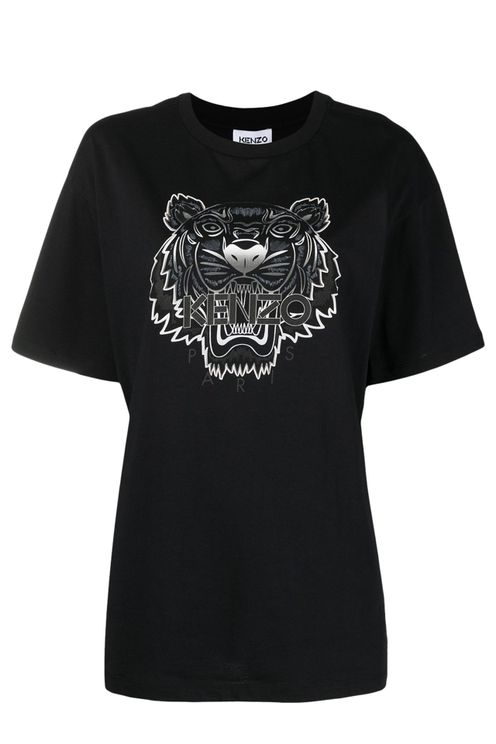 Kenzo T-shirts and Polos Black