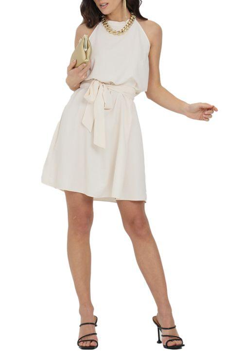 Pinko Dresses White