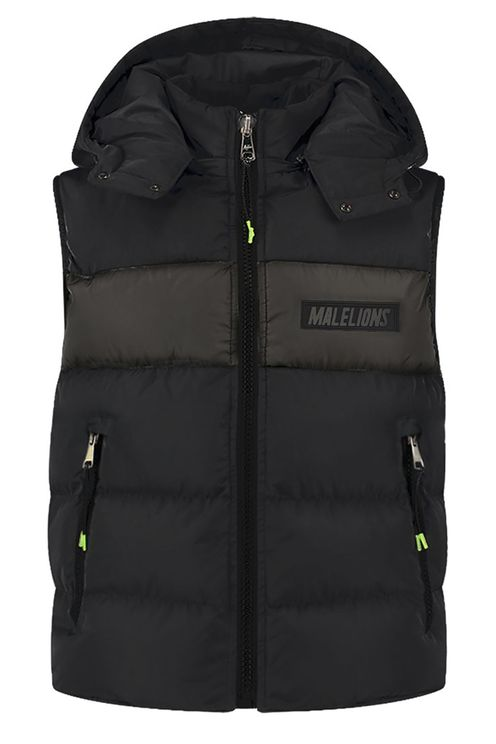 Junior Nium Bodywarmer - Black