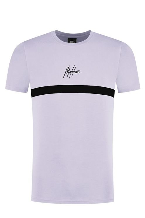 Junior Tonny T-Shirt - Purple/Black