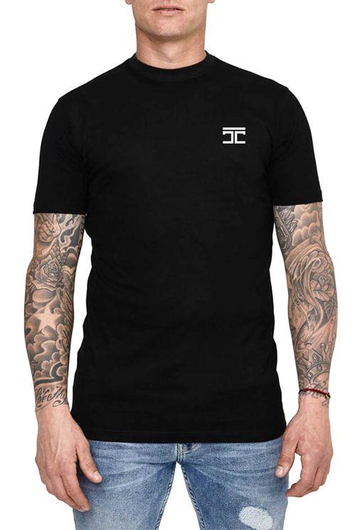 Icon Slim Fit T-Shirt Black