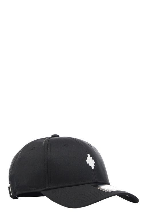 Cross Baseball Cap Black