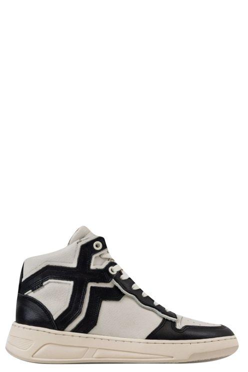 Sneakers Zwart dessin