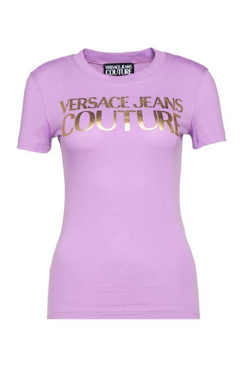 Jersey T-shirt Purple
