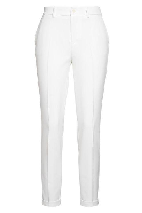 Pants New York Luxury White